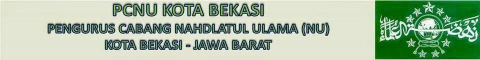 PCNU Kota Bekasi Jawa Barat