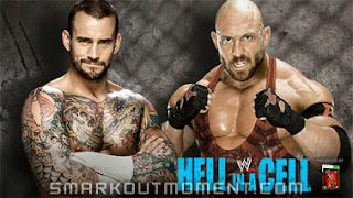 WWE Hell in a Cell PPV 2013 CM Punk Paul Heyman Ryback Spoilers