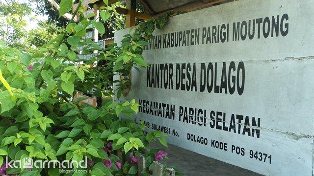 Kantor Desa Dolago