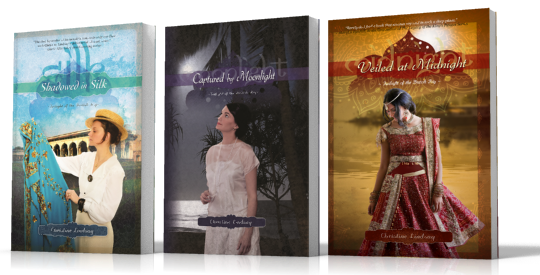 Multi-Award-Winning Historical Trilogy