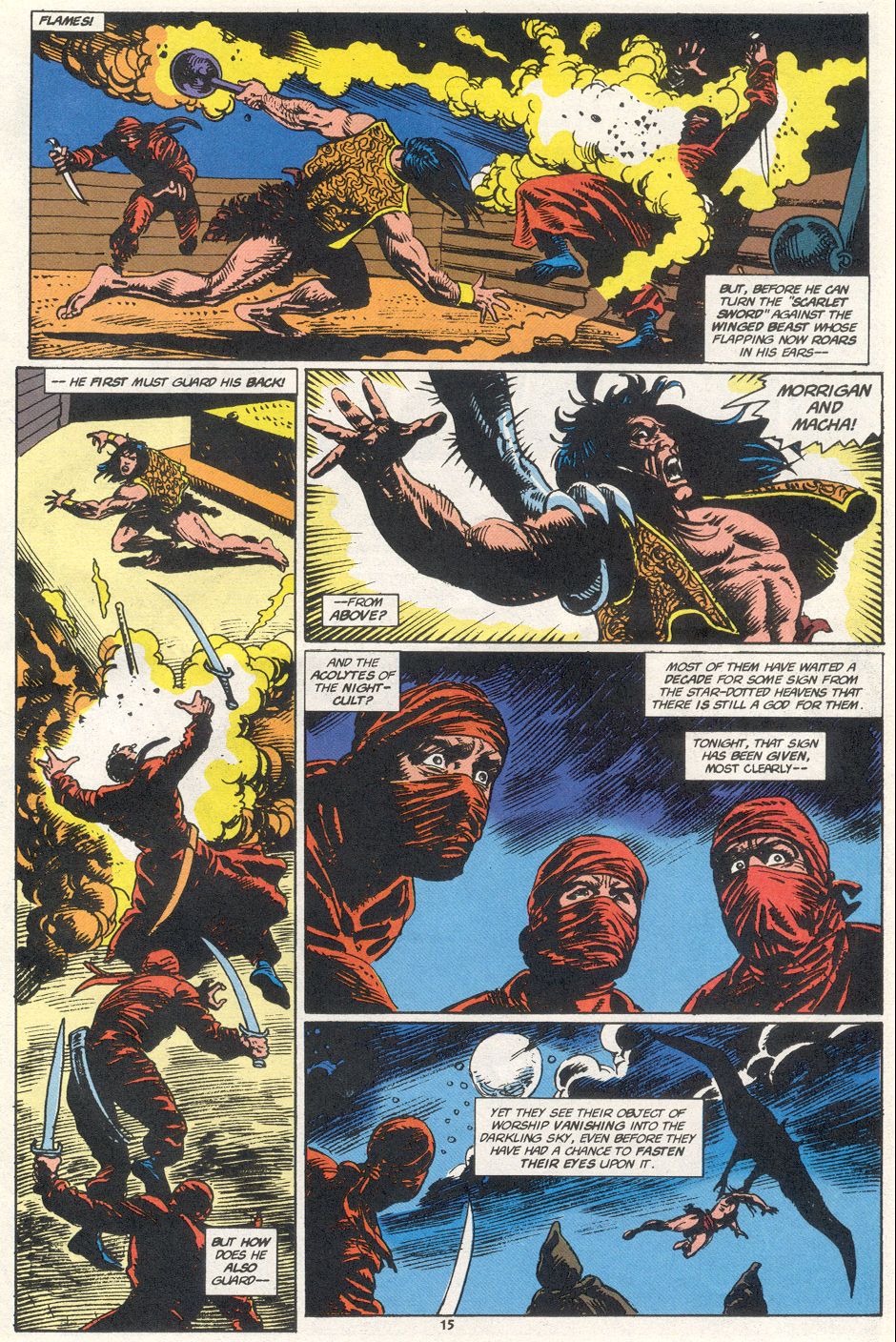 Conan the Barbarian (1970) Issue #274 #286 - English 11