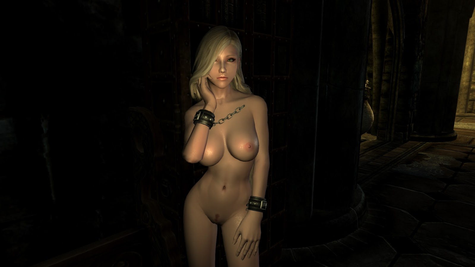 Nude patch in skyrim erotic film