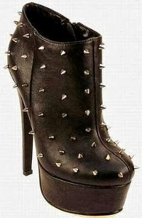 Spiked Boots for Women