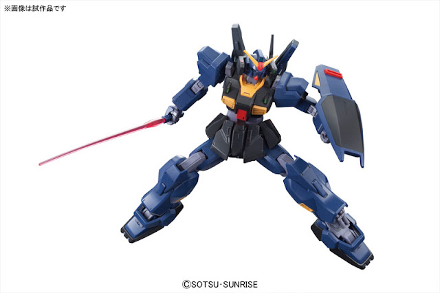 HGUC 1/144 RX-178 Gundam Mk-II Titans Color Revive Version