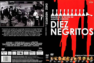 Carátula: Diez Negritos (Ten Little Indians)