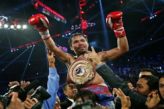 BOXEO-Regresa Pacquiao