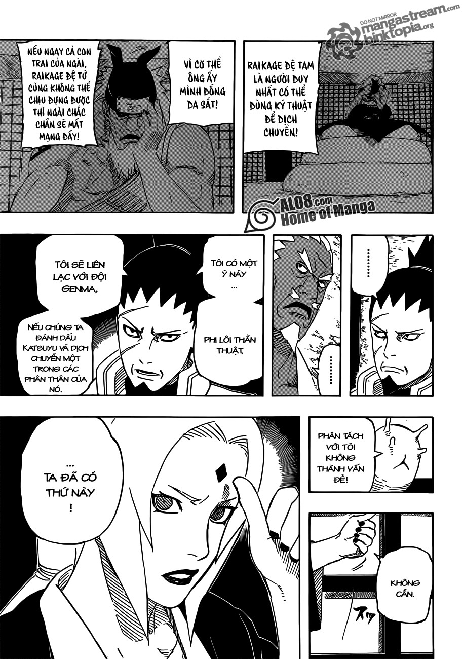 Naruto chap 562 Trang 7 - Mangak.info