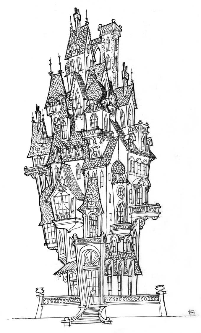 The Line Art And Living : Living lines library hotel transylvania visual