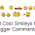 How to Add Emoticons/Smileys in Blogger Comments