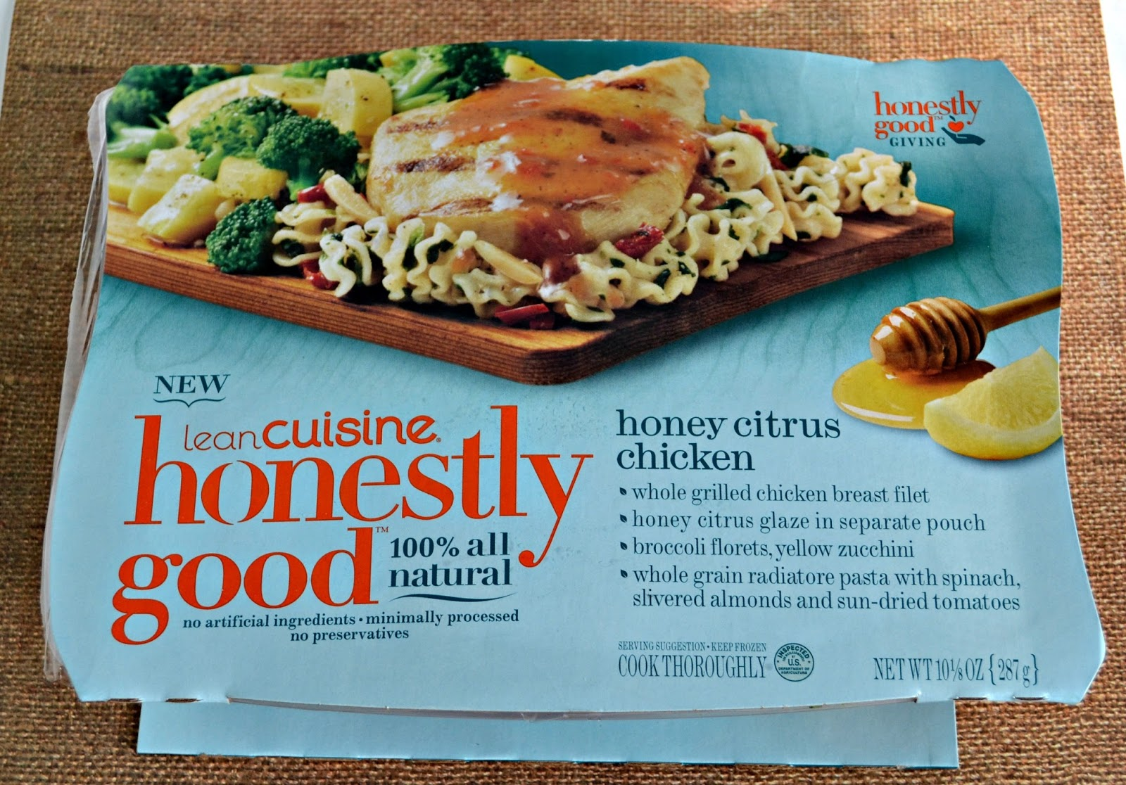 Bournville chocolate lean cuisine honestly good healthy for Are lean cuisine meals good for you