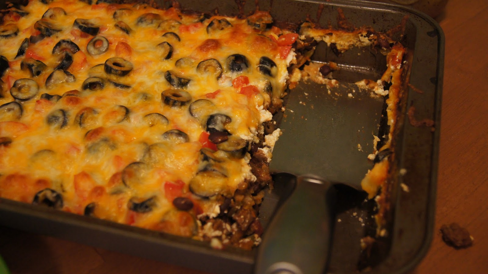 Elizabeth's Dutch Oven: Easy Mexican Casserole
