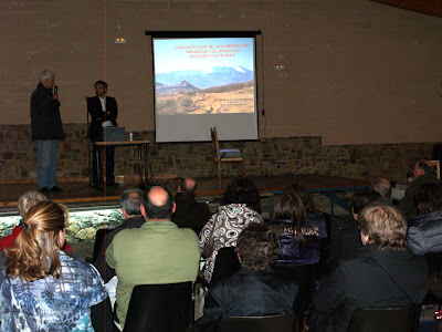 Conferencia en San Martn de la Virgen de Moncayo