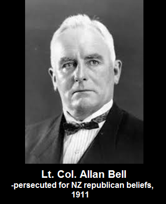 Lt. Col. Allan Bell