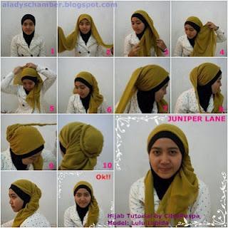 Labels: Hijab , Hijab Tutorial