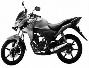 Honda Verza 150 Black