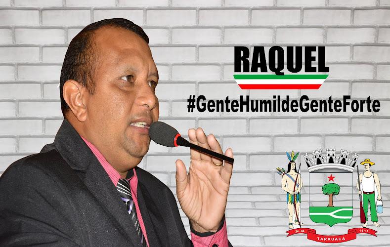 Vereador Raquel