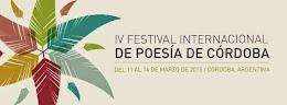 FESTIVAL INTERNACIONAL DE POESÍA DE CÓRDOBA