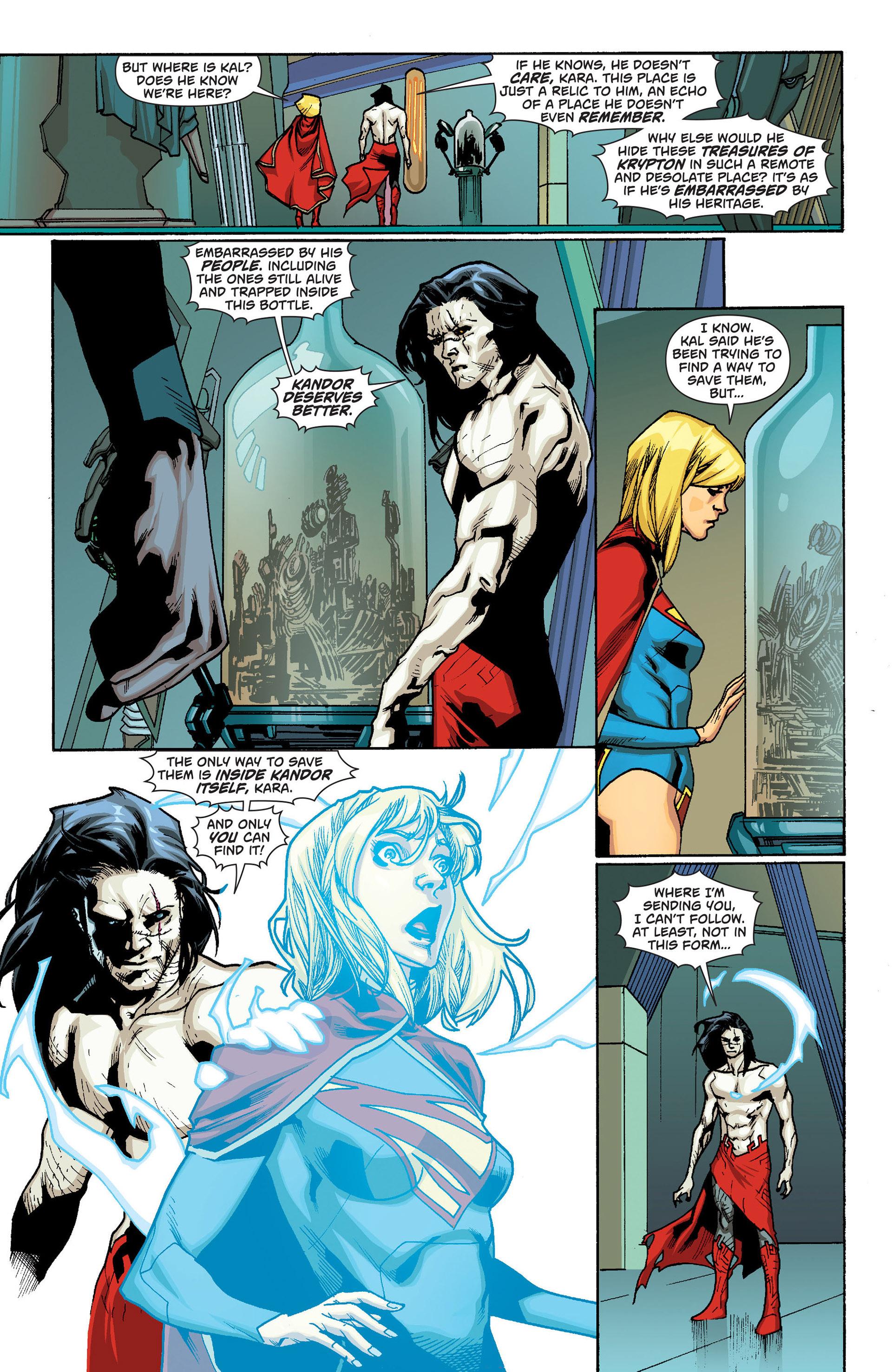 Supergirl (2011) Issue #15 #17 - English 9