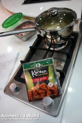 McCormick Korean Fried Chicken Mix