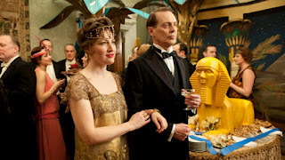 Kelly Macdonald and Steve Buscemi in Boardwalk Empire 3