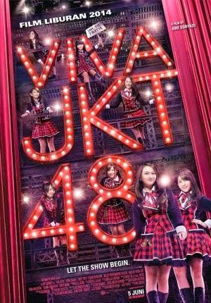 Film Viva JKT48 2014 di Bioskop