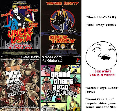 Uncle Usin Dick Tracy Berani Punya Budak GTA Grand Theft Auto