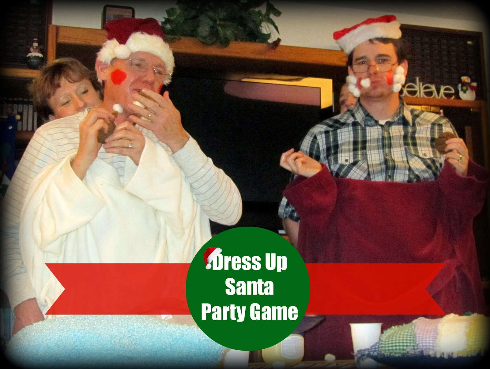 Dress up xmas party - I Always Like To Have A Party Game That S A Little Silly Crazy I Also Like To Tease My Dad Whenever I Can Because I Love Him So This Year I Came Up