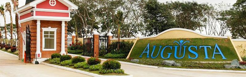 Augusta - American Luxury Homes in Sta. Rosa Laguna