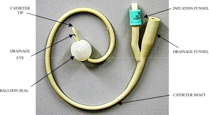 urinary catheterization