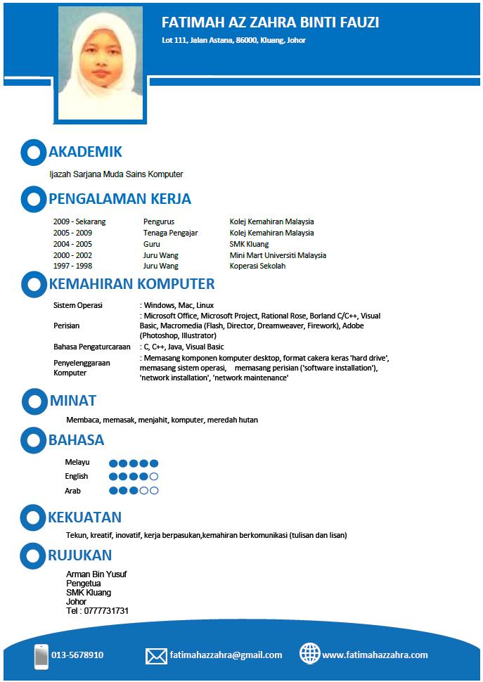 Formal letter format bahasa malaysia contoh cover letter bahasa inggris magang spiritdancerdesigns Images
