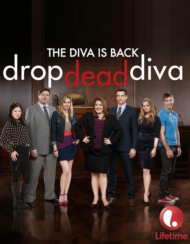 Drop dead diva archives series empire - Drop dead diva 6 ...