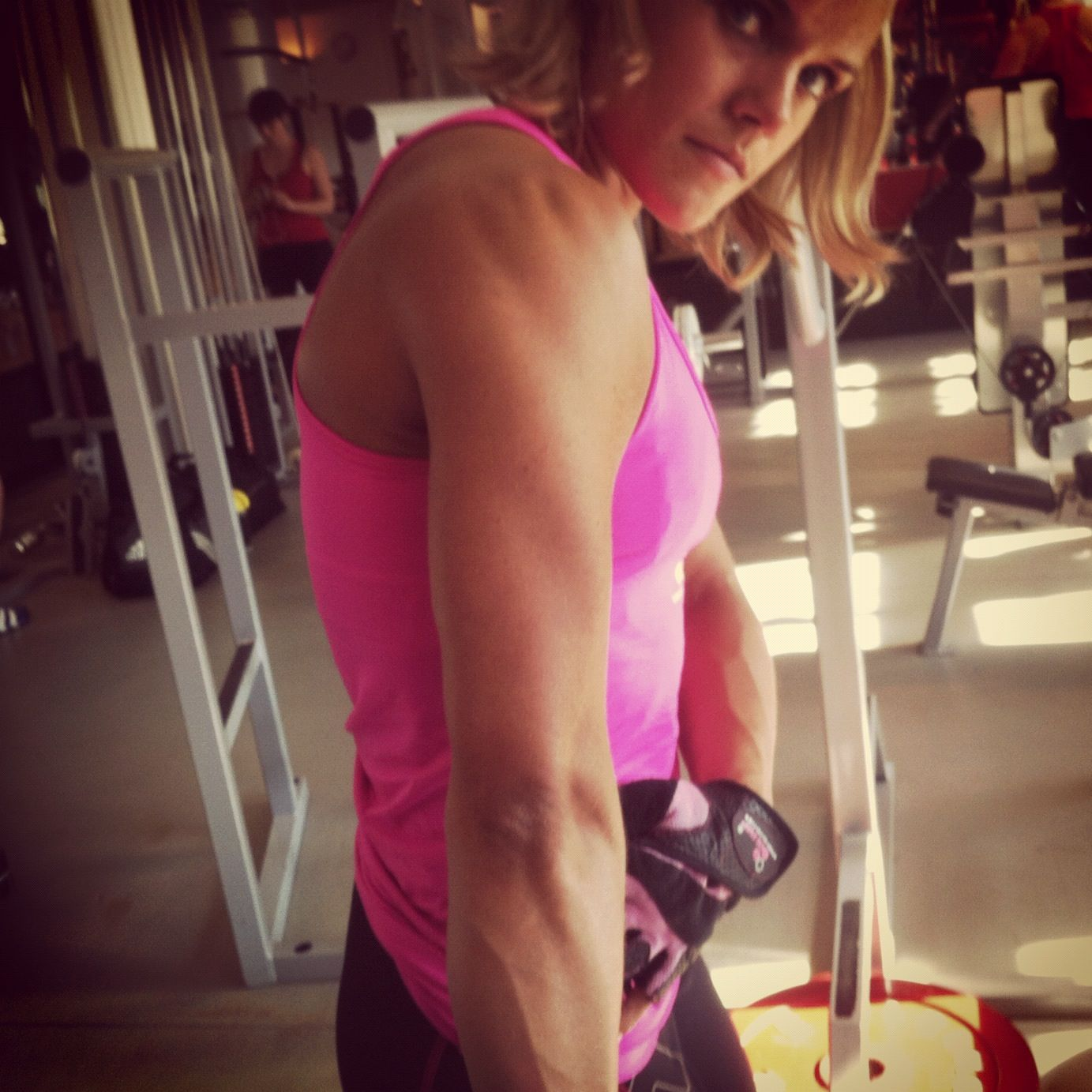 En träningsblogg om styrketräning och hälsa.
