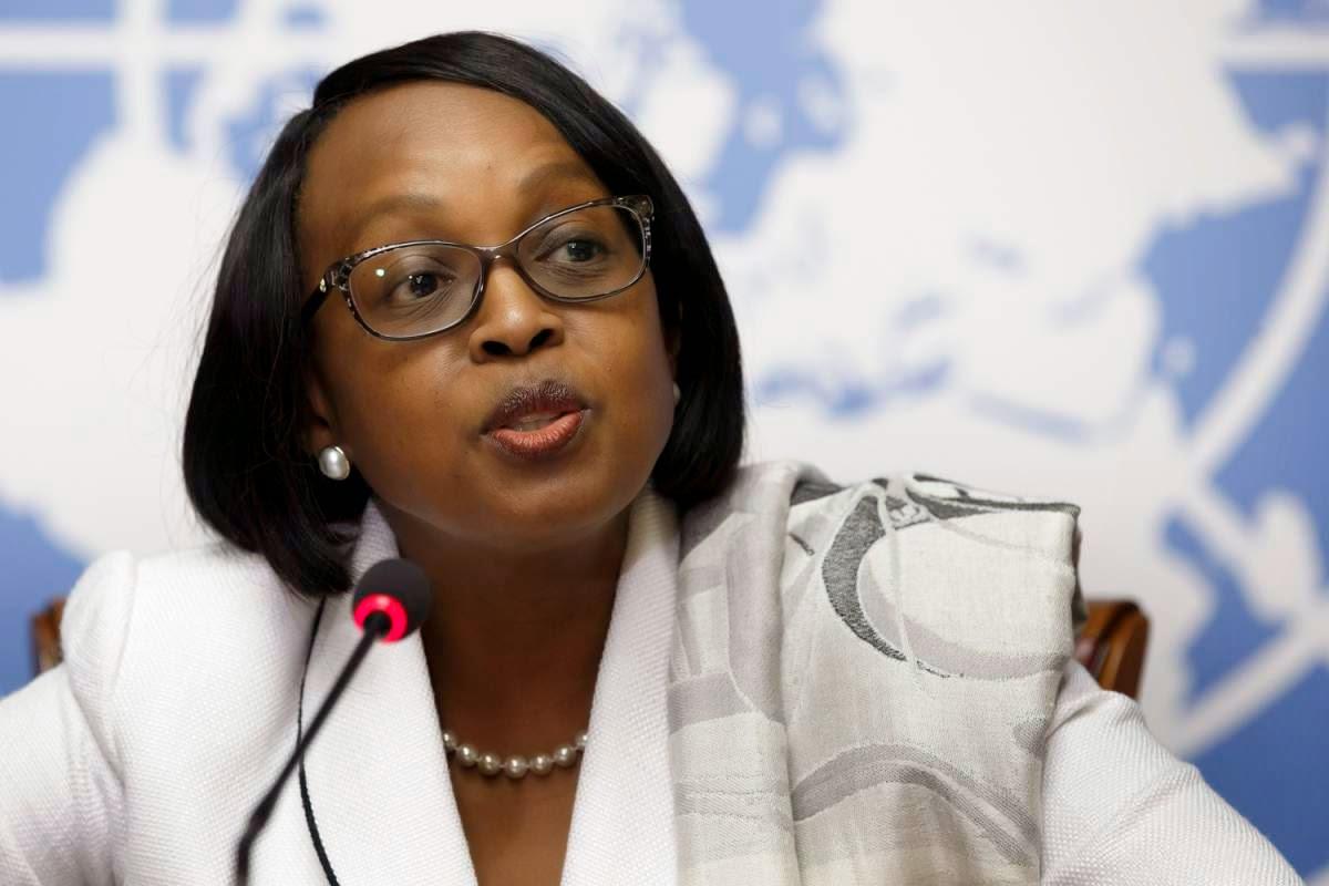 Dra. Matshidiso Rebecca Moeti
