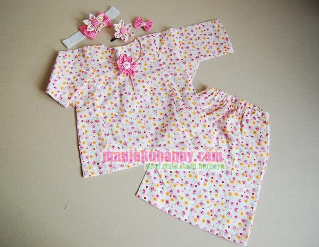 Trend Baju Cotton Kurung Handmade untuk bayi kanak-kanak Raya 2011