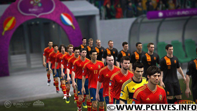 download full version pc game UEFA Euro 2012 free