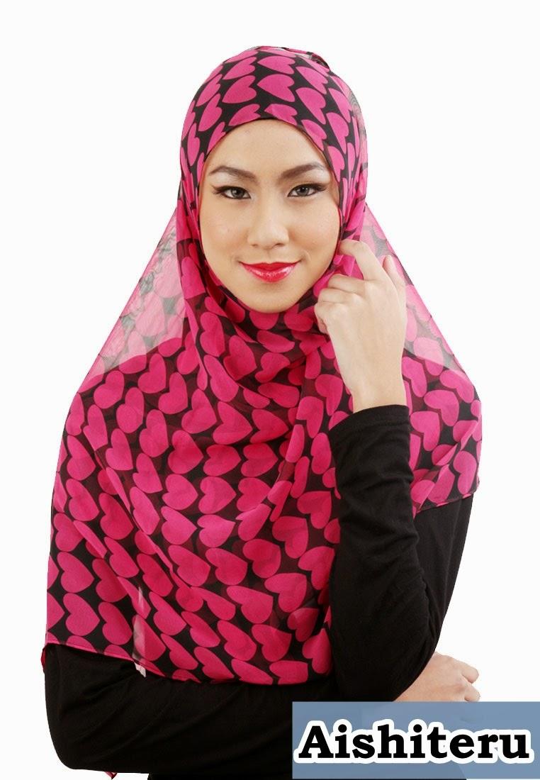 Tutorial Hijab Pashmina Acara Resmi | tutorial hijab