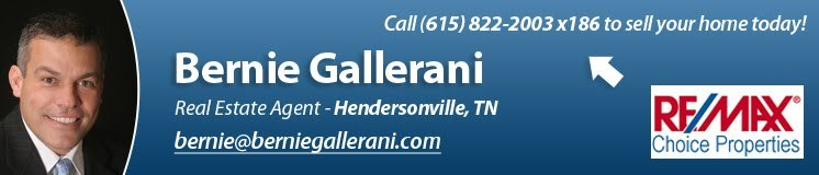 Bernie Gallerani - Real Estate Agent - Hendersonville, TN