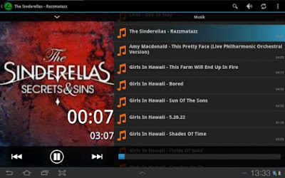 Aplikasi Music Terbaik - AIMP Music Player