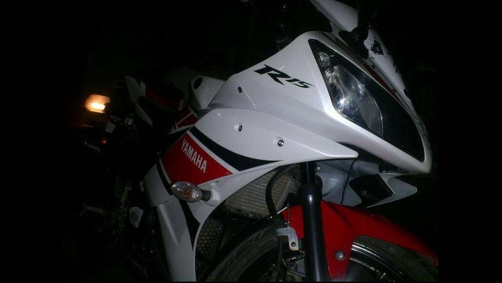 R15 V2 Modified With Projector Lights Yamaha R15 v2 |...