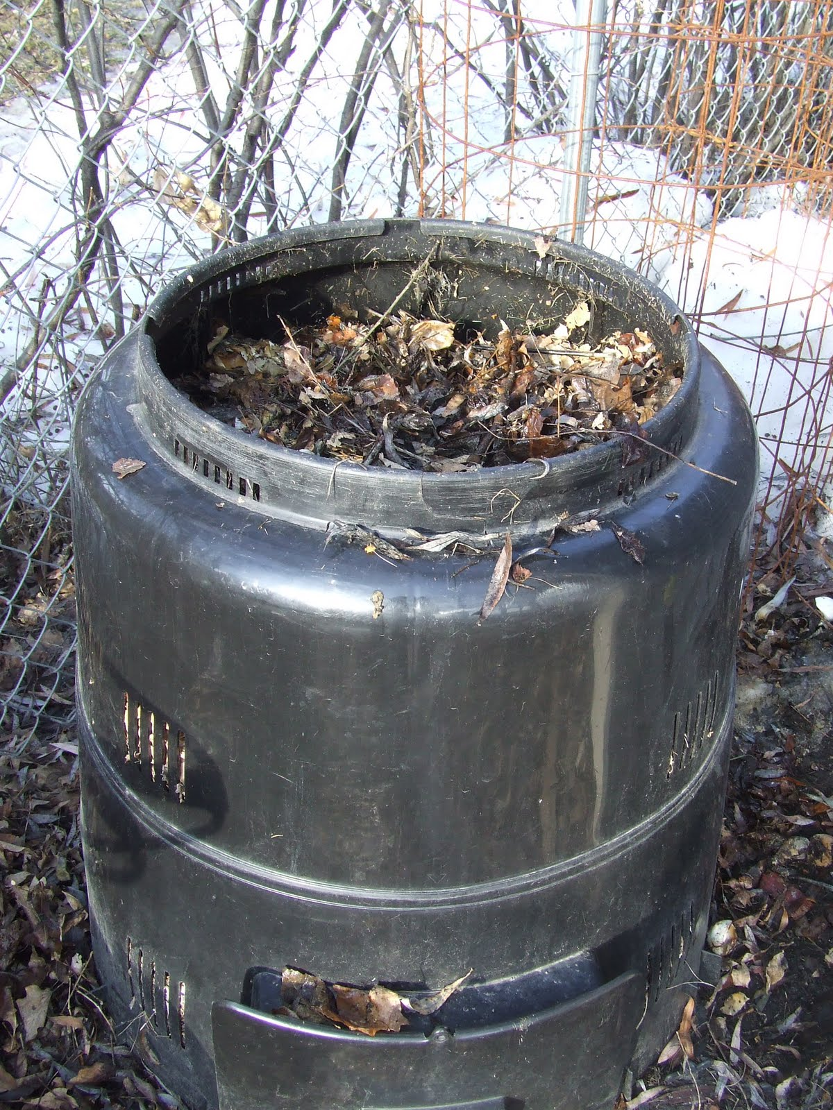 The Full Circle Gardener Composting 101 Introduction