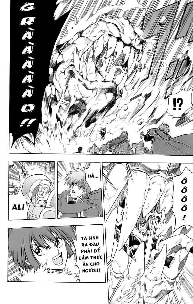 Fire Emblem-Hasha no Tsurugi chap 19 - Trang 9
