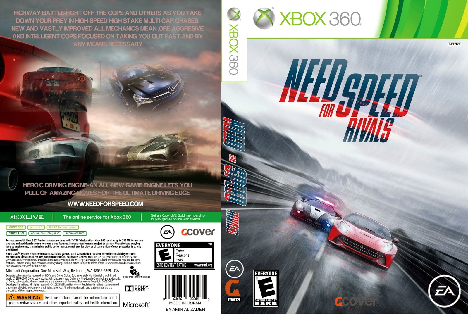 Need for Speed Undercover - Xbox 360 - IGN