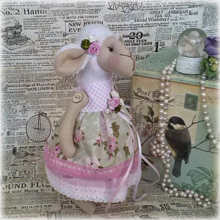 выкройка овечки , авторская овечка, игрушка дизайнерская