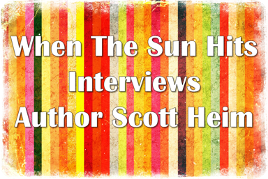 WTSH Interviews Author Scott Heim.