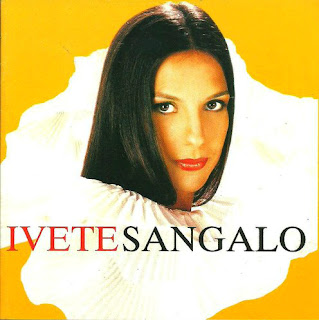 Ivete Sangalo (1999) - capa do disco