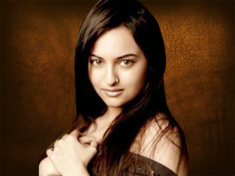 Bollywood Indian Actress Sonakshi Sinha Beautifull HD Photos
