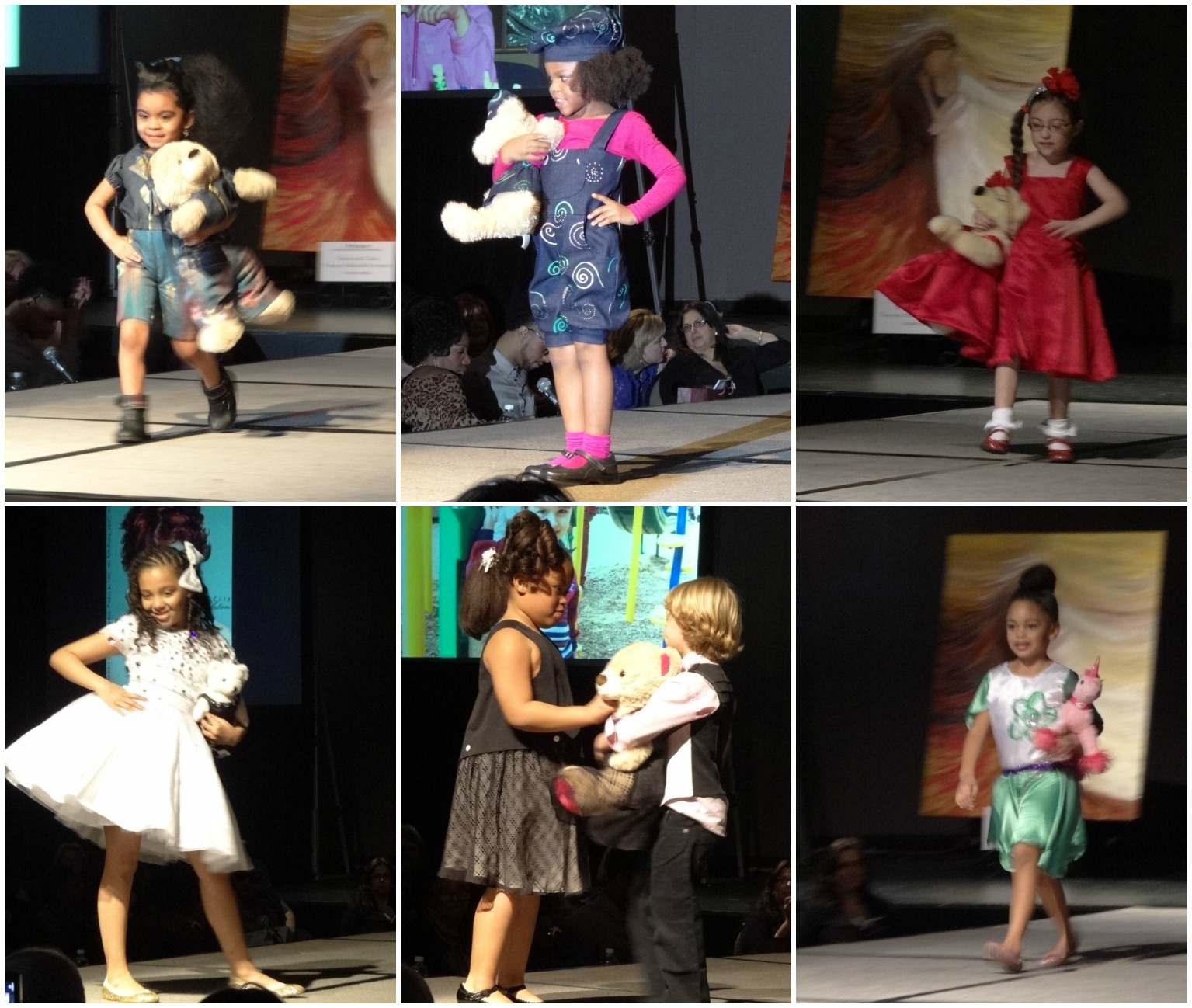 Baby Shopaholic Fashion Uncorked Show For Easter Seals