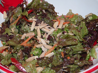  Asian Flare Salad... info