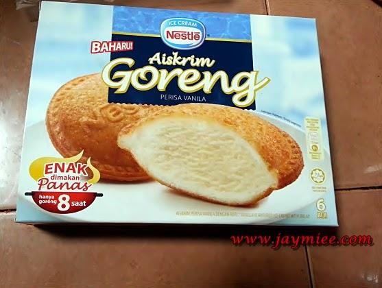 Nestle@Ais Krim Goreng