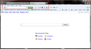 Searchqu Home Page